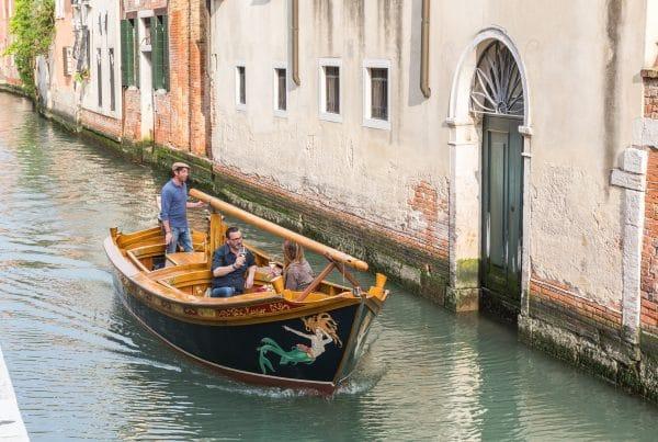 Boat Tour Venice Italy