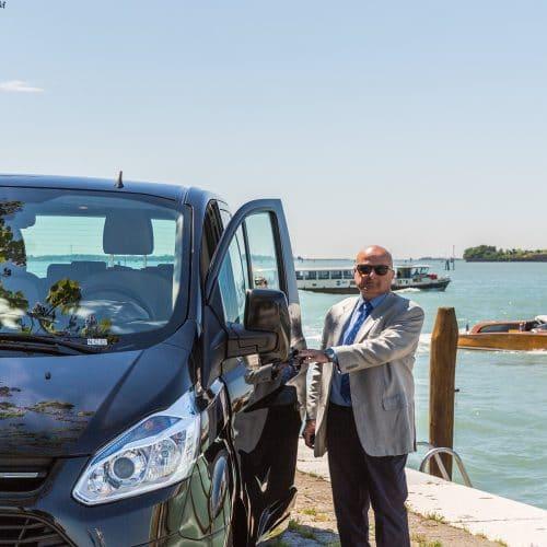 Car Chauffeur Venice Italy